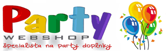 Party Webshop | špecialista na party doplnky