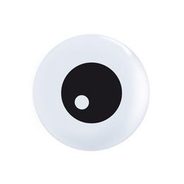 11 inch balón Friendly Eyeball Topprint (50 ks/bal.)