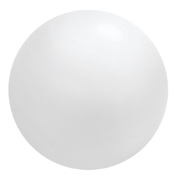 4 FT Giant Cloudbuster White - biely balón (1 ks/bal)