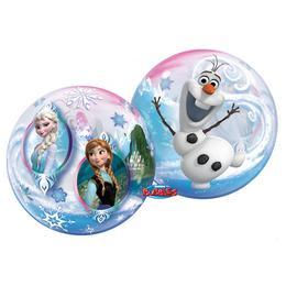 Balón Bubble - Ľadové kráľovstvo, Frozen, 56 cm