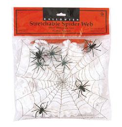 Pavučina so 4 pavúkmi - 40 g