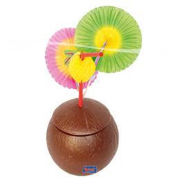 Čaša - havajský kokosový orech