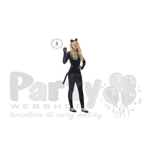 Dámsky kostým milá mačka - veľkosť S 6b60c3e41e3