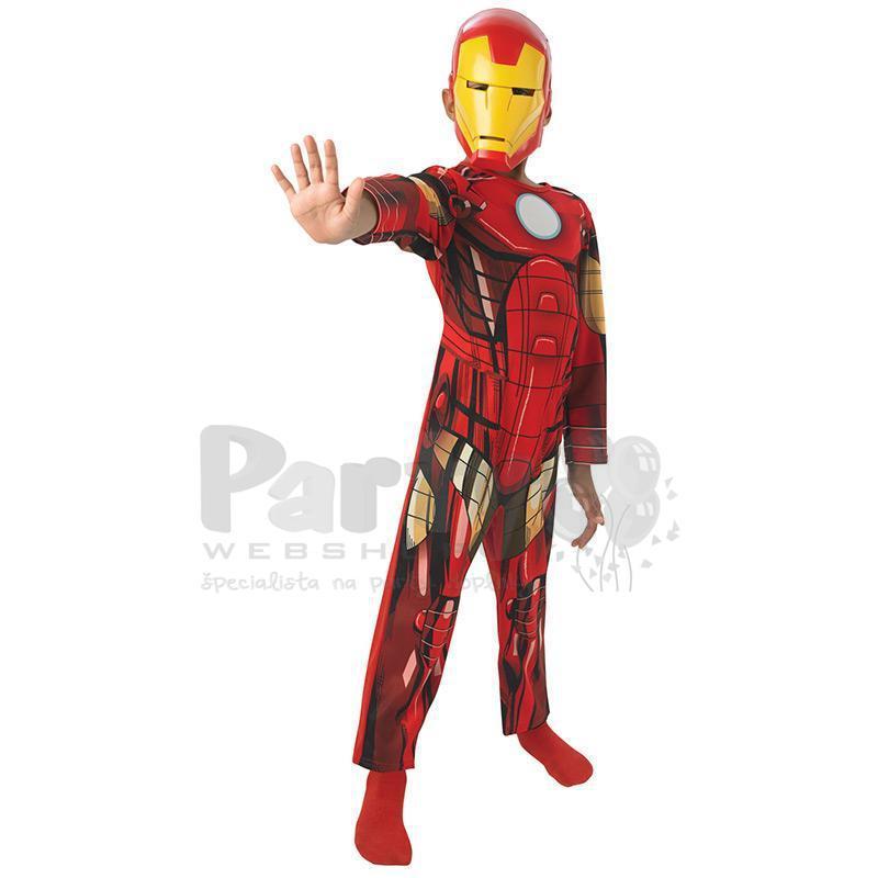ba72d6187a65 Železný muž - Iron Man detský kostým