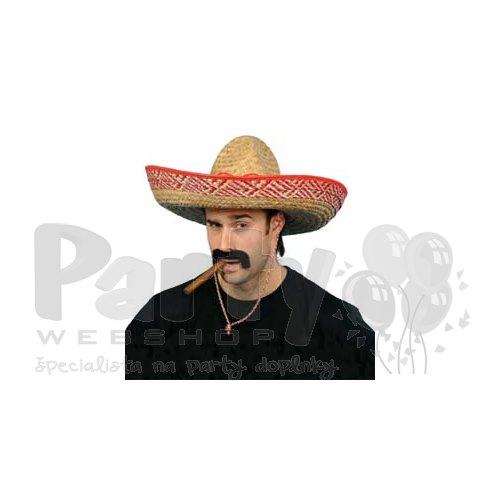 d7d84424c Extra veľké sombrero, mexický party klobúk