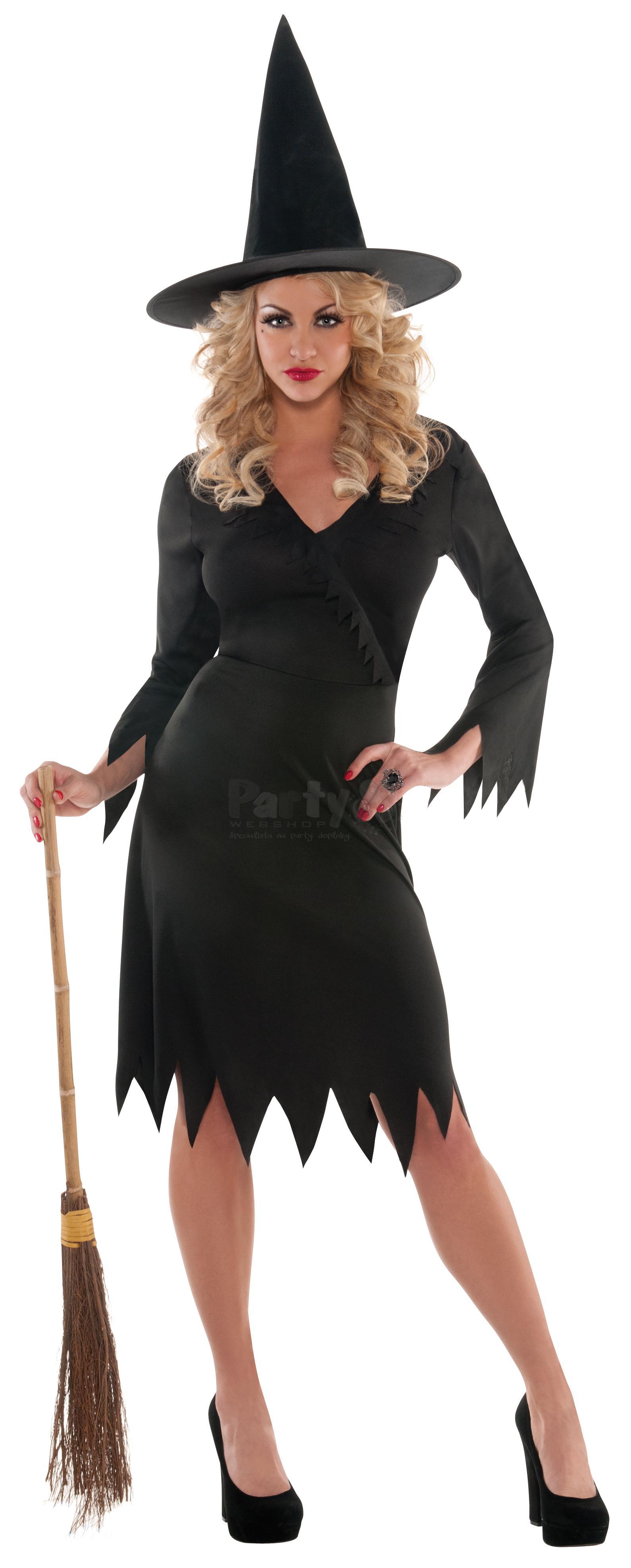 Kostým pre ženy na Halloween - Ježibaba c13367e27fc