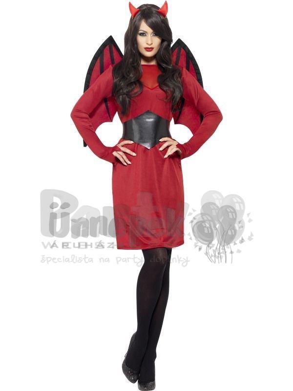 8cfd5e2fac14 Kostým pre ženy - čert