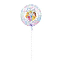 Royal Princess Birthday - Princezné narodeninový Jumbo fóliový balón