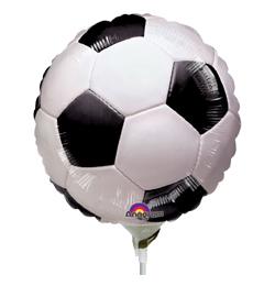 9 inch Championship Soccer - Futbalová Lopta fóliový balón