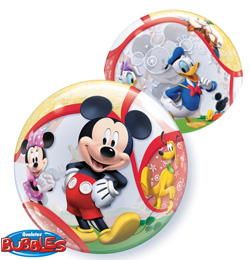 22 inch Mickey and His Friends - Disney Bubble balón