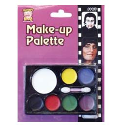 Make Up paleta