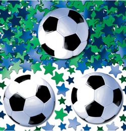 Soccer - Futbalové party konfety