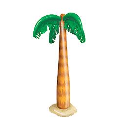 Nafukovací palmový strom