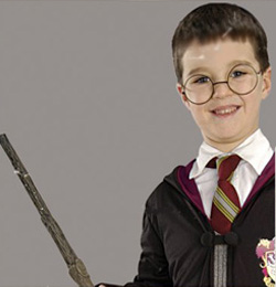 Kostýmy Harry Potter